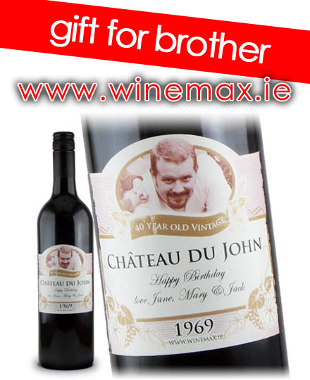 For Brother Ireland Give Your A Fantastic 40th Birthday Gift